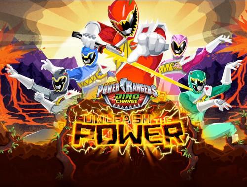 ���������-������� (Power Rangers Dino Charge)