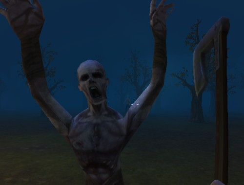 ����� �� (3D Zombie Hell)