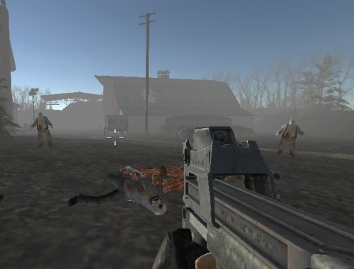 Удар зомби 2 (Zombie Strike 2)