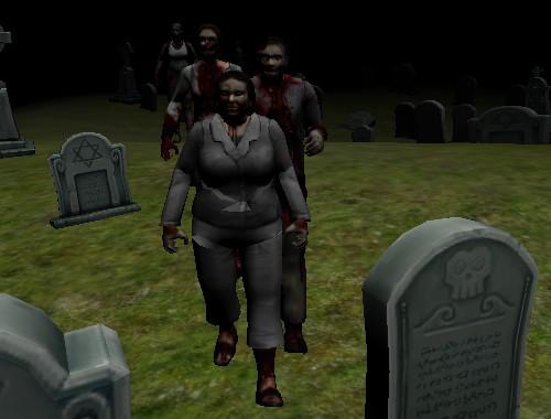 Воскресшие зомби (Zombies Arise)