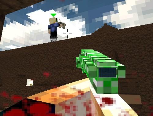 Пиксельная война 3 (Pixel Warfare 3)