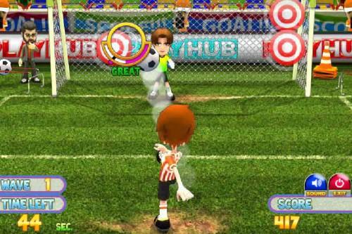Звезда футбола (Soccer Star)