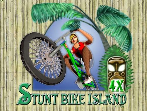 Велотрюки (Stunt Bike Island)