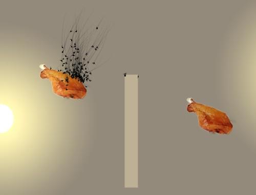 Прожорливые мухи (Swarm)