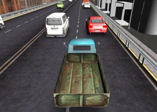 Маневры на грузовике (Truck Racer)