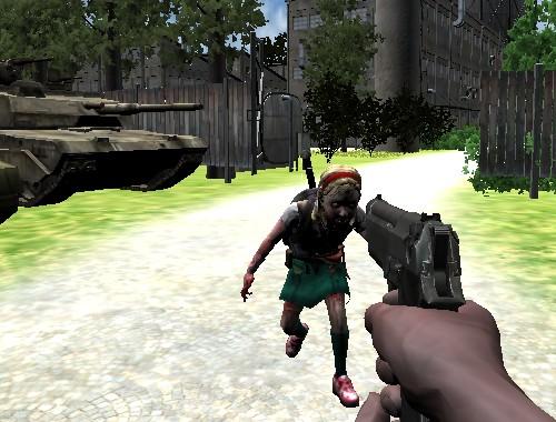 Вторжение зомби (Zombie Invasion)